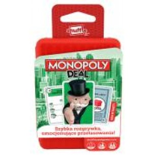 Karty Shuffle Monopoly Deal- PL