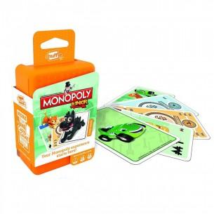 Karty Shuffle Monopoly Junior- PL