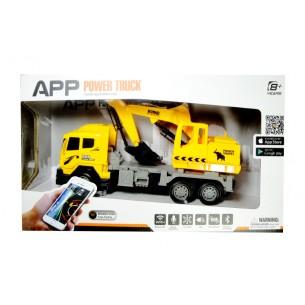 Q2601 Ciężarówka sterowana smartfonem***