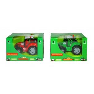 Traktor z polskim modułem dźwiękowym