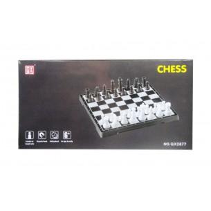 Szachy magnetyczne box Q4589