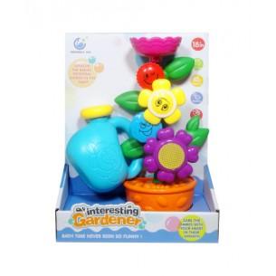 Zabawka do kąpieli kwiatek