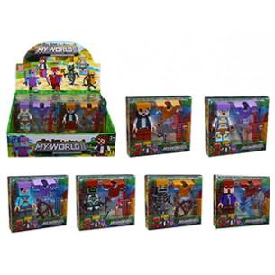 Minecraft figurka 6wz(12)
