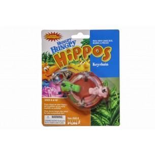 Głodne Hipopotamy - Gra podróżna