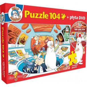 Było sobie życie Centrum Dowodzenia Puzzle***