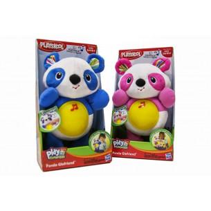 Playskool - Panda ze światłem i muzyką 2wz.***