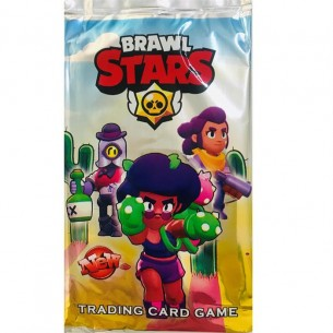 Brawl Stars karty kolekcjonerskie 8szt (36)