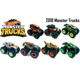 HW Monster Truck auto 1:64***