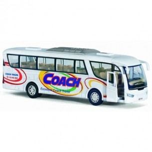 Autobus Metal 12szt dis. 3 kolory