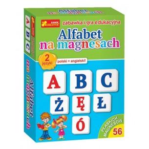 Alfabet na magnesach