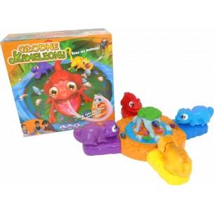 Gra 3D Głodne Kameleony***
