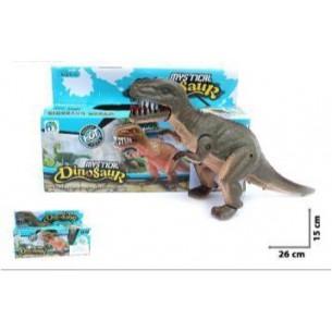 Dinozaur na baterie Acrocanthosaurus