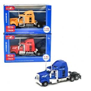 Auto Truck metal w pudełku
